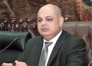 محافظ الغربية يوجه بحل أزمة غرق شوارع قرية محلة أبوعلي بسبب هبوط أرضي