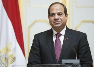 """السيسي يصدر قرارا جمهوريا باعتبار امتداد كوبري طما من """"المنفعة العامة"""""""
