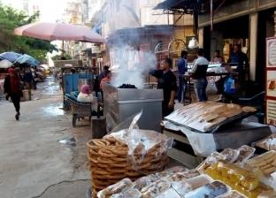 """""""البيئة"""" تشن حملة مكبرة على المحال التجارية بـ""""محرم بك"""" في الإسكندرية"""