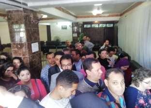 إقبال كثيف في انتخابات نقابة الصيادلة بسوهاج