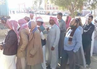 ارتفاع نسبة التصويت في جنوب سيناء إلى 17.43%