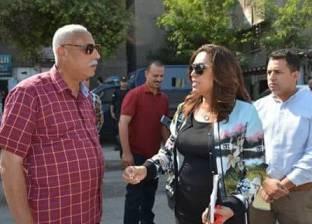 محافظ دمياط توجه برفع تجمعات القمامة بطريق الترعة الشرقاوية
