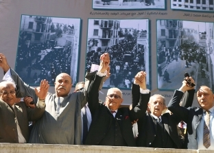 """شيوخ """"الوفد"""": ثورة 19 حملت لواء الاستقلال وألهمت """"غاندي"""""""