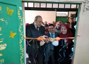 """مدير """"تعليم القاهرة"""" يفتتح مركز التنمية المهنية بمدينة نصر"""