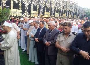 صور.. أهالي دسوق ومطوبس يؤدون صلاة العيد