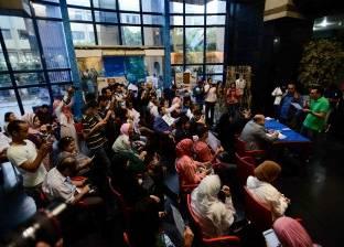 «الصحفيين» تبحث «أزمة الداخلية» مع رموز المهنة.. و«تصحيح المسار»: المجلس فقد شرعيته