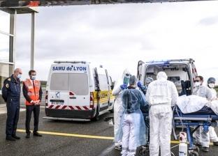 فرنسا.. عدد المصابين بكورونا في المستشفيات يصل إلى مستوى قياسي