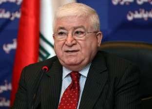الرئيس العراقي يدعو البرلمان إلى عقد جلسته الأولى الإثنين المقبل