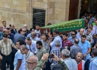 وسط صراخ السيدات.. تشييع جثامين ضحايا محطة الصرف الصحي بكفر الشيخ
