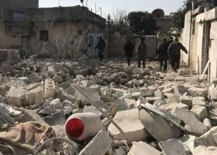 9 قتلى في انفجار سيارة مفخخة بعفرين السورية.. والاتهامات تطال تركيا
