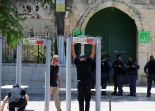 إسرائيل تقرر إزالة البوابات الإلكترونية وتستبدلها بكاميرات مراقبة