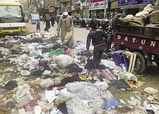 رجاء الزبالين فى شم النسيم: «افصلوا القمامة وارحمونا»