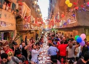 حكاية إفطار جماعي لـ3 آلاف شخص بعزبة حمادة: الستات تطبخ والرجالة تجهز