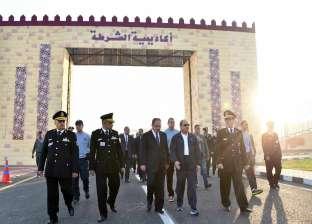 """""""العمري"""": نستهدف تخريج ضابط شرطة عصري قادر على مواجهة التحديات الأمنية"""