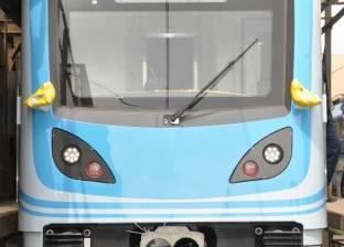 """رئيس """"مترو الأنفاق"""": دخول 3 قطارات مكيفة لخدمة الخط الأول الشهر المقبل"""