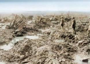 بعد 99 سنة.. صور تنشر لأول مرة عن الحرب العالمية الأولى