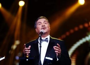 محمد عبده يحيي حفلا غنائيا في أحد فنادق القاهرة 22 أغسطس