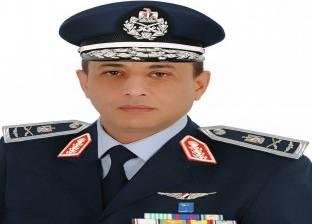 حصل على 11 نوطا وميدالية..تعرف على قائد القوات الجوية اللواء محمد عباس
