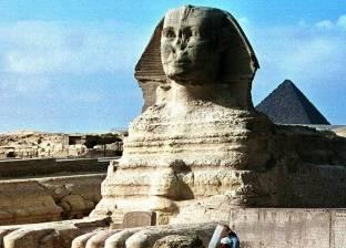 لوحة تاريخية تبرئ نابليون من تحطيم أنف أبو الهول
