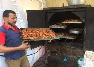 «الشيخ زايد» تتصدق بوجبة: كل ما يكون معاك فلوس.. «اطبخ»