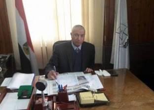 """وكيل """"زراعة كفر الشيخ"""" يتفقد مواقع تطوير الري الحقلي بـ5 مراكز"""