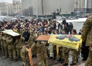 مقتل 4 جنود أوكرانيين شرقي البلاد عشية انتخابات للانفصاليين