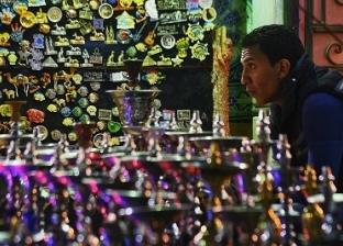 أصحاب البازارات فى شرم الشيخ ينتظرون مكاسب ما بعد «منتدى شباب العالم»: «يا رب افرجها.. يا رب شوبنج»