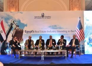 مصطفى مدبولي أمام الغرفة الأمريكية: الحكومة ليست منافسا للقطاع الخاص