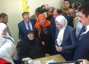 """وزيرة الصحة تكلف لجنة لفحص وحدة الغسيل الكلوي الجديدة في """"ديرب نجم"""""""