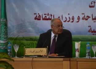 أبوالغيط: أنا غير راض عن تجميد مقعد سوريا بالجامعة العربية
