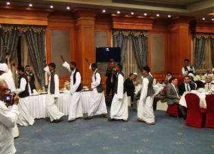 """""""عادات وتقاليد قبيلة الحويطات"""" في حلقة حكي بثقافة جنوب سيناء"""