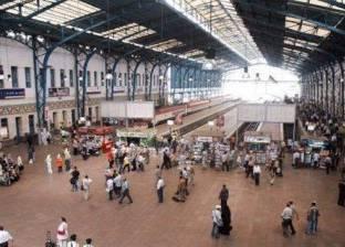 """""""شرطة النقل"""" تشن حملات مكبرة على جميع محطات القطارات والمترو"""
