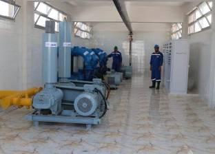محافظ قنا: تشغيل محطة مياه مدينة قنا الجديدة نهاية أبريل