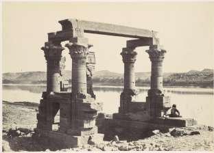 بالصور| مصر في منتصف القرن التاسع عشر بعدسة مصور إنجليزي