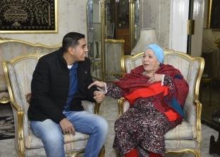 عايدة عبدالعزيز: ماحدش بيسأل عليّا خالص.. ومستنية أقابل ربنا