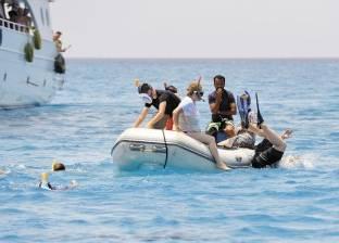 """""""البيئة"""" تنظيم دورة """"الغواص البيئي"""" للعاملين بالمحميات البحرية"""