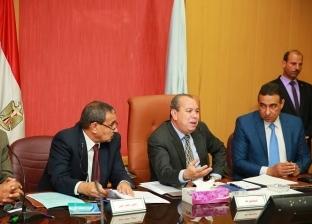 محافظ كفر الشيخ: لن أتردد في التحقيق مع مسؤولي مخالفات الأراضي