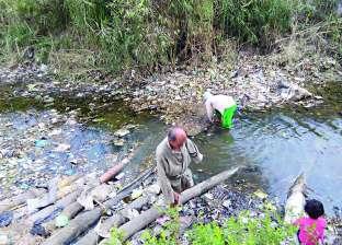 المزارعون: المشروع غير مطابق للمواصفات وماكيناته اختفت.. ونعتمد على الآبار والصرف