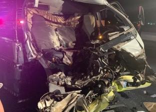 مصرع سعودية وابنها وإصابة زوجها و4 من أبنائها في حادث سير