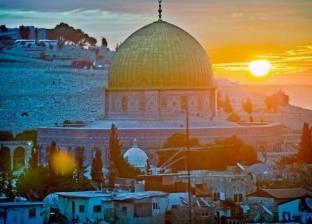 بالفيديو| احتفالات في القدس بعد إزالة البوابات الإلكترونية من الأقصى