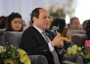 السيسي: نقدر جهود الشعب العراقي في دحر الإرهاب
