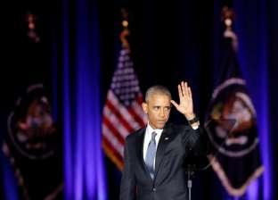 """رحلة """"باراك أوباما"""" طوال ولايتين رئاسيتين في البيت الأبيض"""