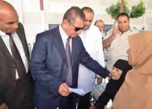 """نصر: الكشف على 9 آلاف مواطن ضمن حملة مكافحة فيروس """"سي"""" في كفر الشيخ"""