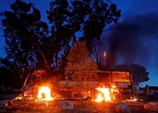 """جيش الاحتلال: """"حماس"""" ستدفع ثمنا باهظا بسبب الصواريخ"""