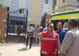 مصرع 3 من أسرة واحدة وإصابة اثنين في حادث مروري على طريق جمصة الدولي