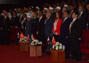 افتتاح مسابقة بورسعيد الدولية لحفظ القرآن الكريم والابتهال الديني