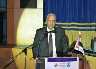 رئيس جامعة الإسكندرية: نسعى لتوفير بيئة ملائمة في كافة الأنشطة البحثية