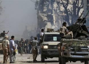 5 قتلى في معارك جنوب العاصمة الليبية