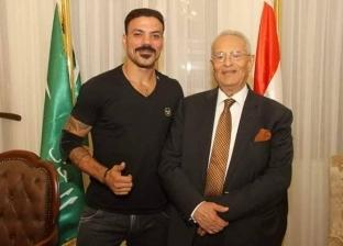 """""""أبوشقة"""" يرمم جدران """"بيت الأمة"""" باستقطاب المشاهير لـ""""الوفد"""""""