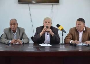 """""""الطحاوي"""": اجتماع لمناقشة الاستراتيجية القومية للسكان في الإسماعيلية"""